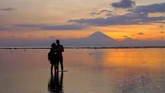 Sunset in Trawangan (mich8105) Tags:  sea   a6000 indonesia sunset gili trawangan