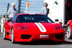 Ferrari 360 CS (belgian.motorsport) Tags: ferrari 360 cs challenge stradale v8 oldtimer gp 2016 grand prix nurburgring nrburgring avd