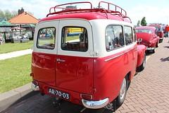 1965 - Volvo P210 Duett - AR-70-03 -3 (Oldtimers en Fotografie) Tags: volvocarcorporation volvo ar7003 p210duett goteborg zweden 1965 oldtimerdag lelystad oldtimerdaglelystad