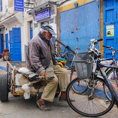 Infini lassitude (cafard cosmique) Tags: maroc essaouira morocco streetphotography