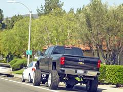 Chevy Silverado LTZ 9-6-16 (Photo Nut 2011) Tags: truck sandiego california chevy silverado ltz ranchobernardo chevrolet