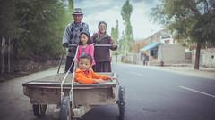 Leh Love (srivatsaa) Tags: ladakh india kid family portraits incredibleindia life people inspiration lighting clouds leh diskhit kids smile kashir kasmir light children indian srivatsaaphotography srivatsansankaran landscape