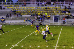 Hebrews 12.1-2 (TAC.Photography) Tags: hebrews121 football highschoolfootball baycitycentralhigh bible bibleverse scripture runtherace touchdown
