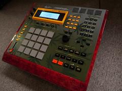 _0040412 (ghostinmpc) Tags: mpc3000 akai ghostinmpc sampler drummachine