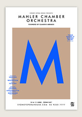 Mahler Chamber Orchestra (inspiration_de) Tags: graphicdesign inspiration poster