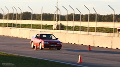 IMG_6917_edited (Grant.C) Tags: honda crx asa alberta solo association autox autocross autoslalom castrol raceway evening sunny warm last end