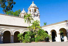 Balboa Park (Photoguy3780) Tags: balboa park architecture outdoor building arch nikon d200 zoom lens