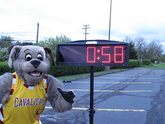Beech Brook (60) (Moondog Mascot) Tags: 100k moondog cavaliers beechbrook 04222012 fleetfeetsports5k