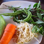 "Spring Roll Ingredients <a style=""margin-left:10px; font-size:0.8em;"" href=""http://www.flickr.com/photos/14315427@N00/7113122515/"" target=""_blank"">@flickr</a>"