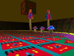 LSD: Dream Emulator 297 (tenhourclock) Tags: game mushroom strange wall giant weird screenshot scary traintracks dream creepy lsd dreaming ps1 fungus videogame blocks cubes playstation luciddreaming osamusato lsddreamemulator dreamemulator satoosamu hirokonishikawa nishikawahiroko outsidedirectors asmikace