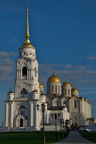 worship / places: Vladimir, Russia