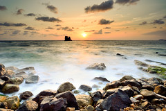 () Tags: morning light sea sky color sunrise landscape nikon taiwan       nikond4