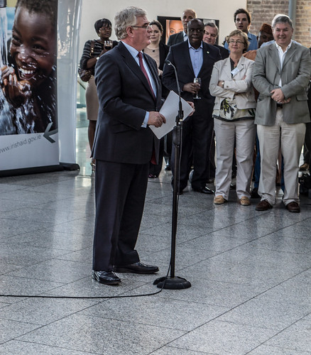 Africa Day 2012 Flagship Event - Eamon Gilmore