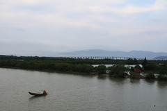 c Mc [Single Boat] (pinnee.) Tags: landscape vietnam centralvietnam quynhon mintrung quynhn southcentralcoast quynhonbinhdinh centralvietnamsouthcentralcoast