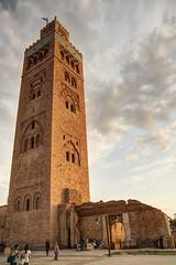 Marrakesh, MoroccoMosque, Marrakesh, Morocco (PnP!) Tags: morocco marrakech marrakesh marruecos koutubia marrakechtensiftalhauz