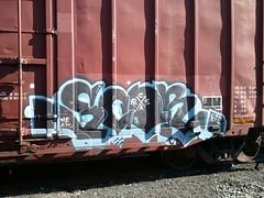 Scor (freightbench801) Tags: bench graffiti utah ogden freight 801 fr8 scor