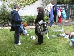 Photos from May 5 Garden Flea Market