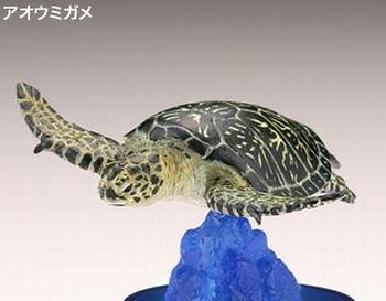 海洋堂推出墨田水族館限定轉蛋