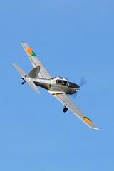 G-ARGG DHC-1 Chipmunk (eigjb) Tags: ireland light irish airplane general aircraft aviation air chipmunk corps 169 flyin airfield dhc1 comeath athboy ballyboy gargg eimh 04062012