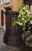 Chedzoy - 16th century Pulpit (David Cronin) Tags: mary somerset virginmary pulpit saintmarythevirgin edwardvi linenfold chedzoy