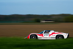 Tour Auto 2012 - Porsche 910 (Guillaume Tassart) Tags: auto car race vintage 2000 tour rally automotive racing historic porsche classics legends rallye 910 optic