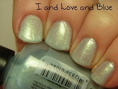 Piggy Polish I and Love and Blue (PuckLizardRN) Tags: blue nailpolish shimmer piggypolish iandloveandblue