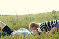 week 23. (Shan.in.W.) Tags: selfportrait cute love couples artsy fields 52weeks