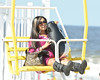 Nicole 'Snooki' Polizzi out and about on location for filming for 'Jersey Shore' in Seaside Heights. Seaside Heights, USA