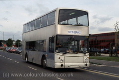 The First of Many? (salopbus) Tags: prototype alexander dennis guildford trident