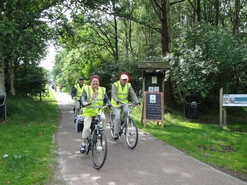 2012 fietsvakantie in Dwingeloo 142