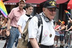 Gay U.S. Army Veteran, NYC Pride 2012 (chrisinphilly5448) Tags: gay lesbian army us manhattan 5thavenue glbt parade gaypride veteran nycpride newyorkpride w28thst nynewyork nycprideparade chrisinphilly5448 christopherwoodsphotography nycpride2012 gayusarmyveteran googlenycgaypride