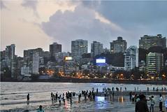 Mumbai (mala singh) Tags: sea india beach water ngc mumbai chowpatty