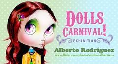 Dolls Carnival Exhibition!