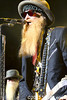 ZZ Top @ Gang of Outlaws Tour, DTE Energy Music Theatre, Detroit, MI - 06-27-12