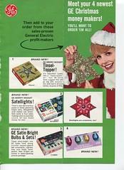 July 15, 1969 Hardware Age Ad p1 (JeffCarter629) Tags: vintagechristmas 1960schristmas gelamps gechristmaslights generalelectricchristmaslights