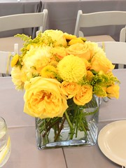 DSCN2285 (AimStudios) Tags: wedding yellow room gray yellowroses 1520 solidago craspedia yellowdahlias yellowsprayroses yellowfootballmums yellowbuttonpompons yellowgardenroses