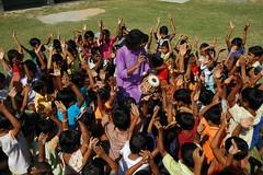subhrangshu chakraborty with childrens (subhrangshuchakraborty) Tags: chakraborty subhrangshu