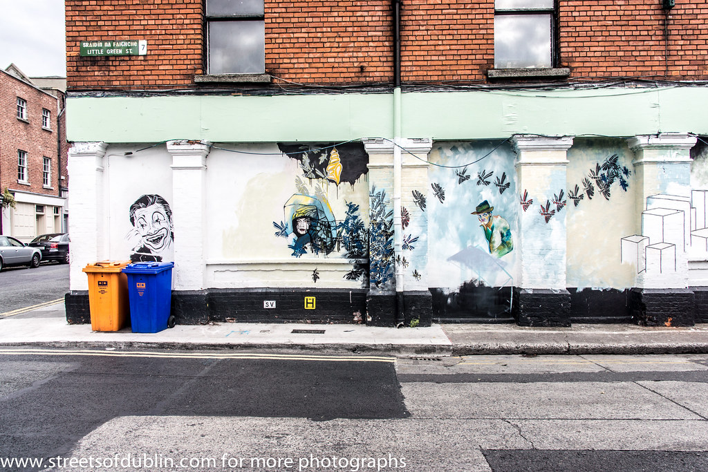 Street Art: Little Green Street Gallery