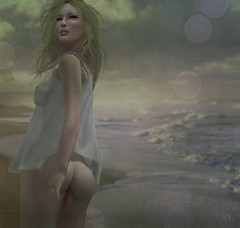 Points of view... (iolanda.weidman (chiara pasqualini)) Tags: sea woman texture beauty photoshop photography style sl falling pointofview blond secondlife transparent stylish iolandaweidman flickr:userid=30036799n08