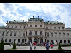Vienna: Upper Belvedere (capreoara) Tags: vienna wien summer austria nikon july belvedere viena osterreich 2012 d3100