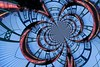 Bridge Little Planet 3 (cookinghamus) Tags: escher drosteeffect droste mathmap