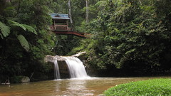 Parit Waterfall