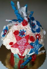 Kayla1 - Giant Cupcake