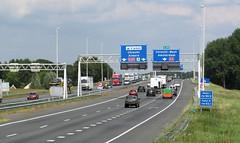 A27 Bolgerijsekade-1 (European Roads) Tags: road netherlands highway motorway autobahn autopista freeway nl vianen autostrada a27 everdingen autosnelweg knooppunt bolgerijsekade