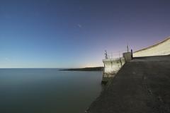 Ocean going dreams (Alex Bamford) Tags: sleepwalking nightphotography brighton pyjamas long exposure longexposure moonlight