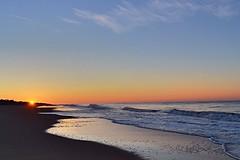 Sunrise, Atlantic Ocean, East Hampton, NY (rosemariephotos) Tags: