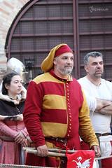 Tempo di Medioevo alla Rocca di Brisighella - 2016 (Celia Peachum) Tags: rievocazione reenactment medioevo rocca brisighella 2016 cavalieri torneo tournament knight castle italy