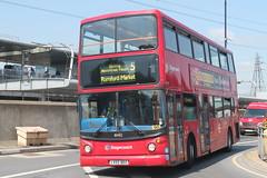 Stagecoach London - LX55 BDZ (BigbusDutz) Tags: stagecoach london alexander alx400 lx55 bdz