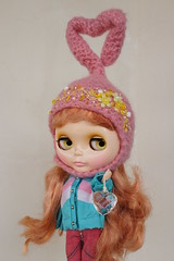 Monet (:Claudia:S:) Tags: blythe doll boneca takara heartofmontmartre hom monet 2016 eurotrash heart corao
