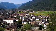 Valley from above (Realmetalpower) Tags: trentino italy mountain valley green landscape above valle peaceful light fresh